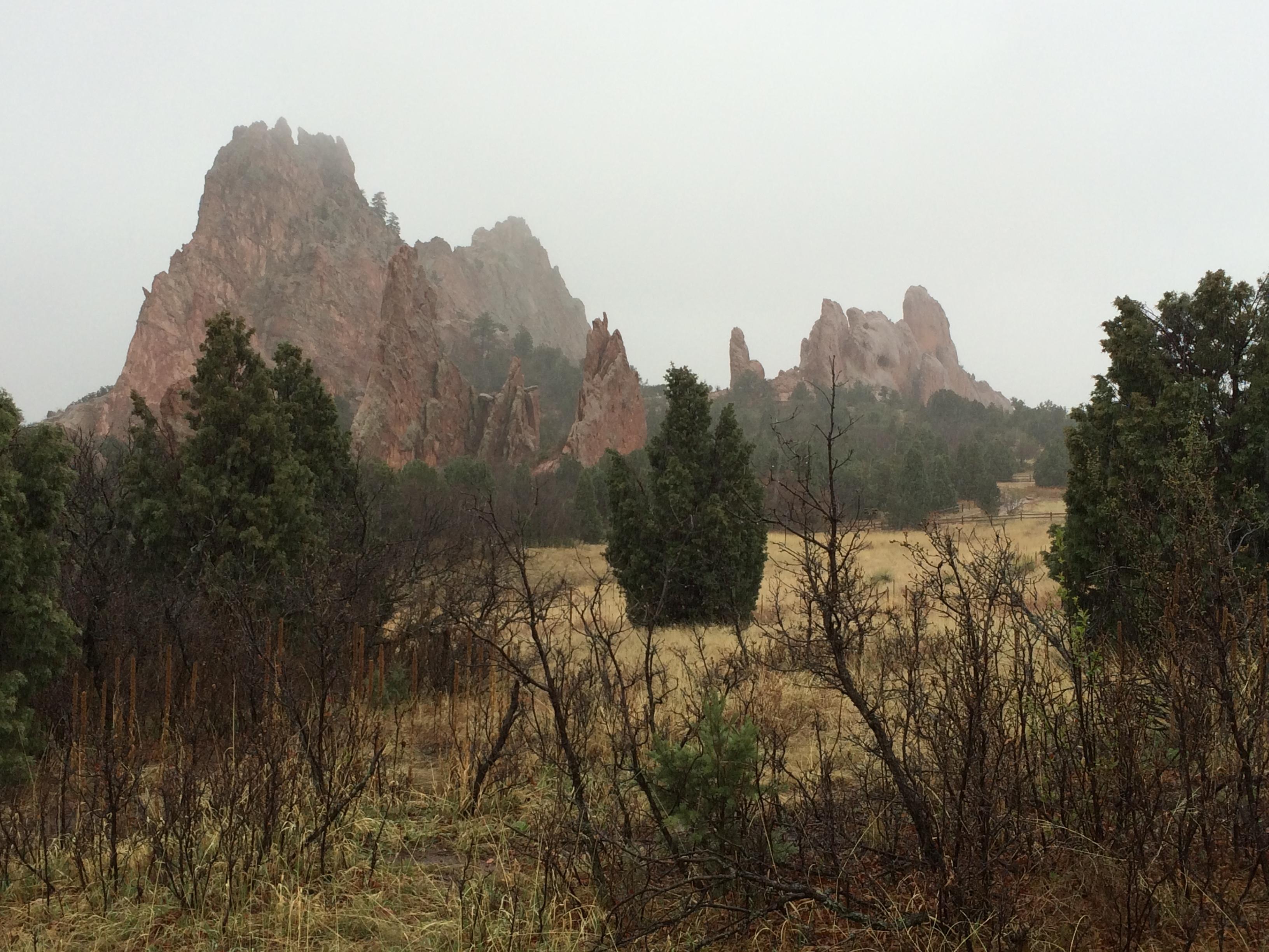 Rocky Mountain High – Garden of the Gods National Park | Bulldog Travels