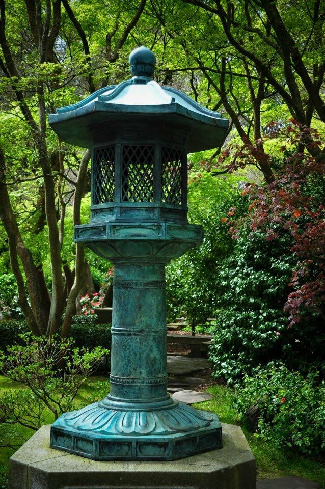 Japanese Tea Garden Golden Gate Park San Francisco Bulldog Travels