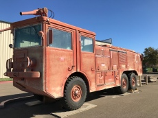 Sweet old Fire Truck