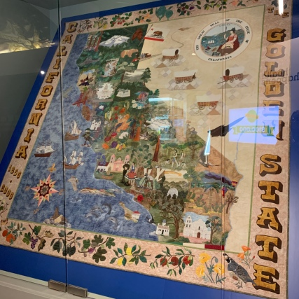 Beautiful Sesquicentennial Quilt