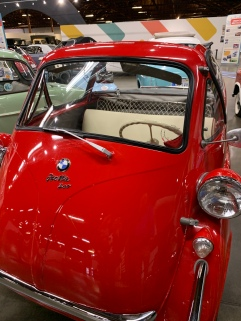 I love everything about this little car including it's history of apparantly saving the BMW car company!