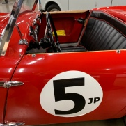 I've always been drawn to the numbers on the side of race cars be them big or micro